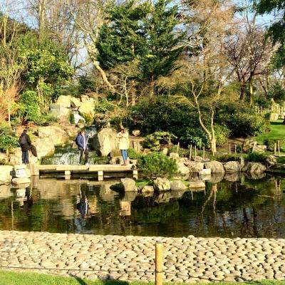 Kyoto Garden overview