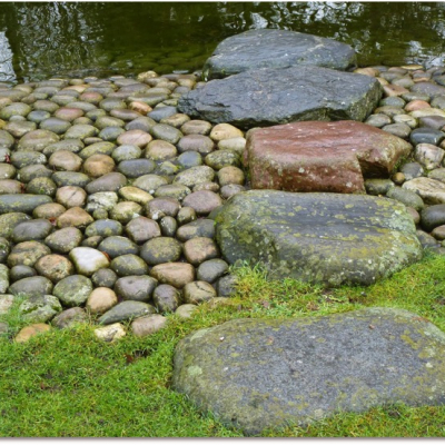 Stepping Stones detail