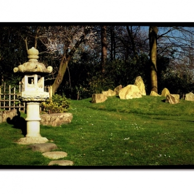 Kasuga Lantern & Stone Circle